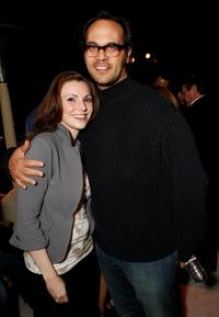 Elisa Morse and Todd Stashwick at the Young Storyteller Foundation's