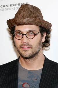 Todd Stashwick at the premiere of