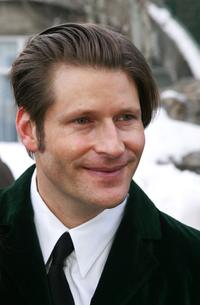 Crispin Glover at the 2006 Sundance Film Festival.