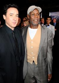 John Cusack and Danny Glover at the California premiere of