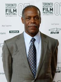 Danny Glover at the