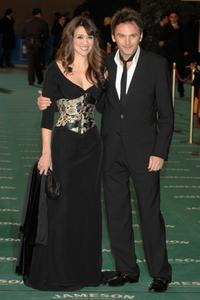 Maria Botto and Fernando Tejero at the Goya Cinema Awards ceremony.