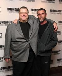 John Goodman and John Glover at the photocall of