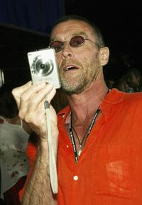 John Glover at the WB Network's 2004 All Star Summer Party at the Pacific Design Center.