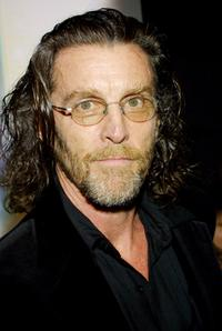 John Glover at the WB Network's 2003 Winter Party at the Renaissance Hollywood Hotel.