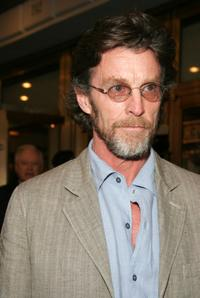John Glover at the opening night of