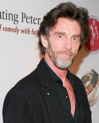 John Glover at the Comedy to Benefit The IMF's Peter Boyle Fund.