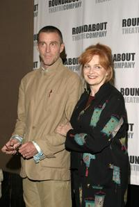 John Glover and Blair Brown at the Roundabout Theatre Company's 2004 Spring Gala Celebration at the Mandarin Oriental hotel.