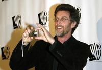 John Glover at the WB 2005 Television Critics Winter Press Tour Party at The WB Studios.