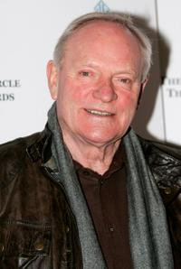 Julian Glover at the Critics' Circle Theatre Awards at the Prince of Wales Theatre.