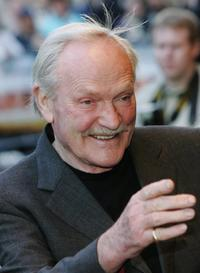 Julian Glover at the