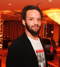 Savion Glover at the Chrysler LLC's 6th Annual Behind The Lens Award.