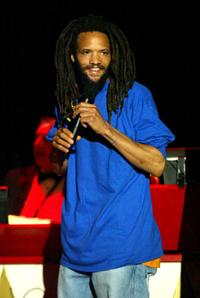 Savion Glover at the Jerry Lewis Muscular Dystrophy Telethon at CBS Television Studios.