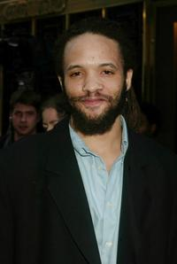 Savion Glover at the 56th Annual Tony Awards.