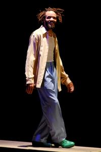 Savion Glover at the