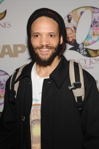 Savion Glover at the ASCAP Pied Piper Award celebration in honor of Quincy Jones.
