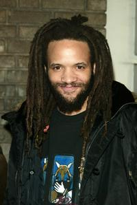 Savion Glover at the opening