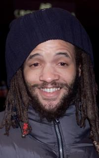 Savion Glover at the opening night of new Broadway play