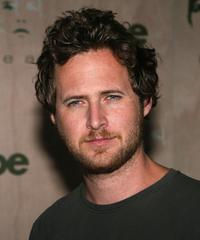 A.J. Buckley at the AREA Nightclub Grand Opening.