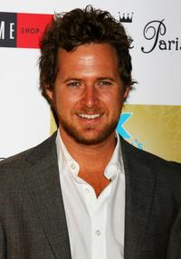 A.J. Buckley at the Perfume Shop LK Today High Street Fashion Awards.