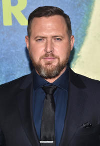AJ Buckley at the world premiere of