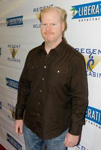 Jim Gaffigan at the screening of