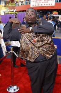 Gary Anthony Williams at the world premiere screening of