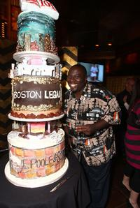 Gary Anthony Williams at the