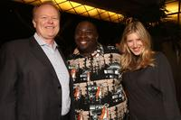 Christian Clemenson, Gary Anthony Williams and Tara Summers at the