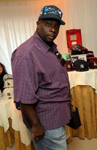 Gary Anthony Williams at the HBO Luxury Lounge in honor of the 60th Annual Primetime Emmy Awards.