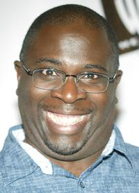 Gary Anthony Williams at the WB 2005 Television Critics Winter Press Tour Party.