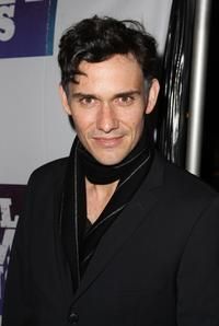 Christian Camargo at the after party of the opening night of