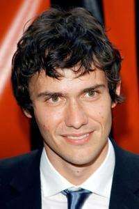 Christian Camargo at the premiere of