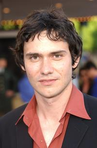 Christian Camargo at the world premiere of