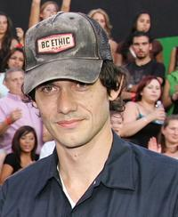 Christian Camargo at the 2006 MTV Movie Awards.