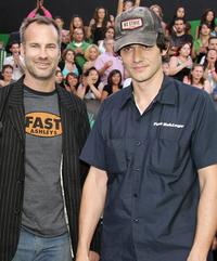 Todd Ashley and Christian Camargo at the 2006 MTV Movie Awards.
