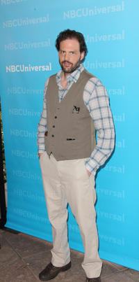 Silas Weir Mitchell at the 2012 NBCUniversal Summer Press Day in California.
