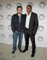 James Roday and Dule Hill at the An Evening with the cast of