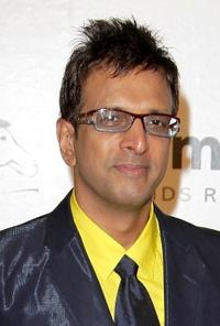 Javed Jaffrey at the 3rd Annual amfAR Cinema Against AIDS during the 6th Annual Dubai International Film Festival.