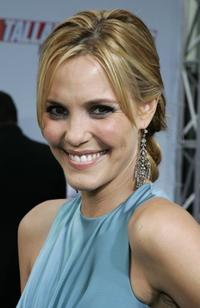 Leslie Bibb at the premiere of