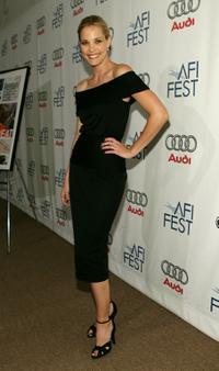 Leslie Bibb at the screening of
