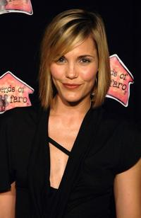 Leslie Bibb at the 3rd annual