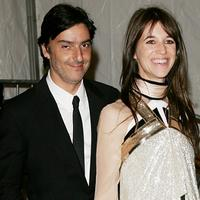 Yvan Attal and Charlotte Gainsbourg at the Metropolitan Museum of Art's Costume Institute Gala.