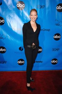 Amanda Detmer at the Disney/ABC Television Group All Star Party.
