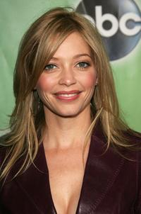 Amanda Detmer at the ABC Television Network Upfront.
