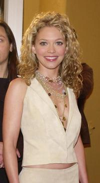 Amanda Detmer at the premiere of