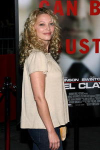Amanda Detmer at the N.Y. premiere of