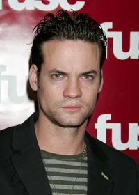 Shane West at the Fuse TVs Grammy party.