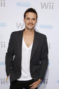 Shane West at the launch party of Nintendo