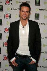 Shane West at the 2005 Radio Music Awards offical after party.